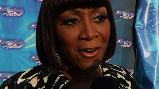 Finale Red Carpet: Patti LaBelle Video