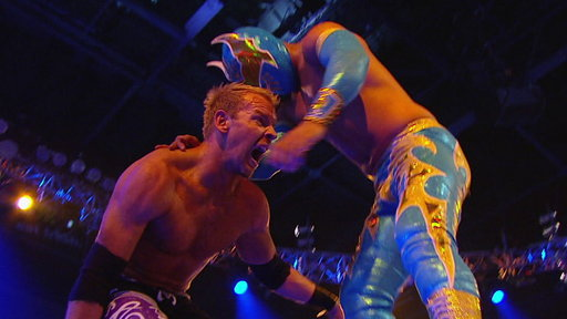 [Sin Cara Vs. Christian]