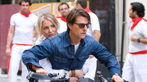 [Film Fan Forum: Is Tom Cruise On a Comedy Roll With 'Knight and]
