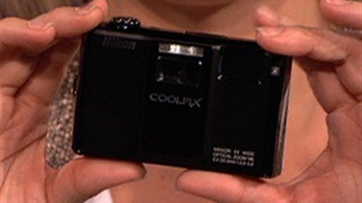Nikon Coolpix S1000PJ Digital Camera Review Video