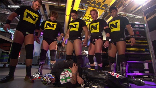 [The Nexus Wreaks Havoc On SmackDown]