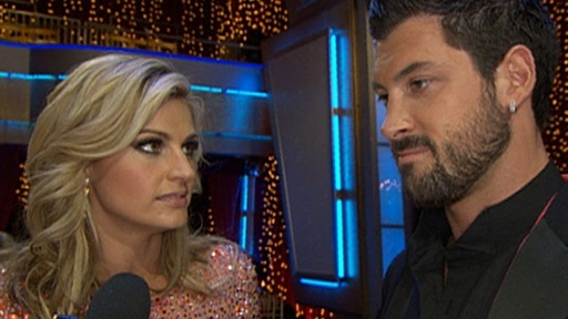 [Erin Andrews On Elisabeth Hasselbeck: It's a 'Slap in the Face']