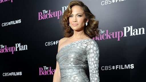 Jennifer Lopez&#39;s &#39;The Back-Up Plan&#39; Premiere Video