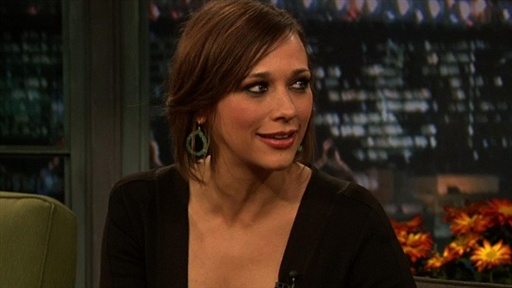 Rashida Jones Interview Video