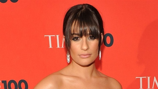 [Lea Michele On Making Time's 100 Most Influential: 'It's Very Su]
