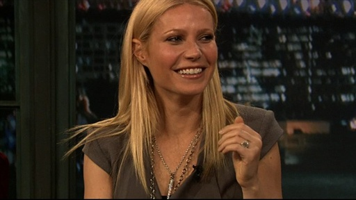 Gwyneth Paltrow: SNL Flashback Video