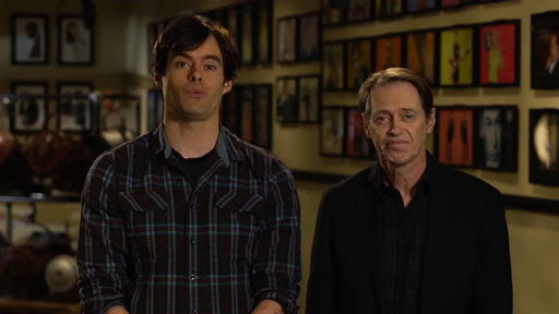 SNL Promos: Steve Buscemi Video