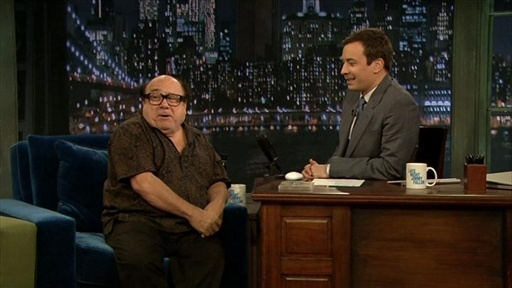[Danny DeVito Interview, Part 2]