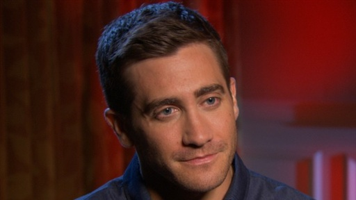[Jake Gyllenhaal Takes On the 'Source Code']