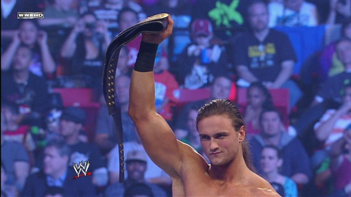 Matt Hardy Vs. Intercontinental Champion Drew McIntyre Video