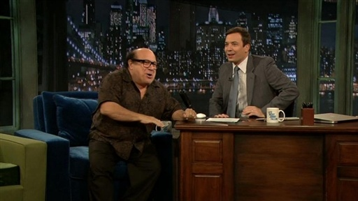 [Danny DeVito Interview, Part 1]