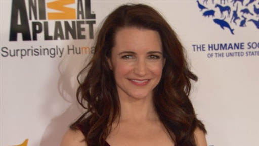 Kristin Davis Honored at the 25th Anniversary Genesis Awards Video