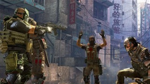Adam Sessler & Army of Two: the 40th Day Video