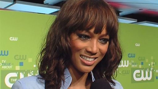 [Tyra Banks Takes on Harvard]