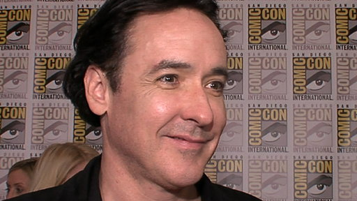 Comic-Con 2011: What Does John Cusack Geek Out About? Video