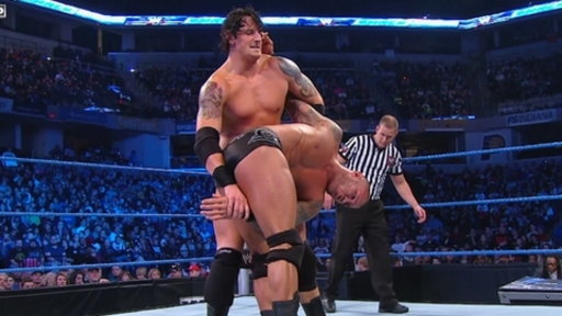 Randy Orton V Wade Barrett Video
