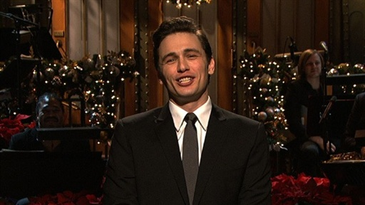 James Franco Monologue Video