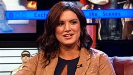 "Gina Carano Talks ""Haywire"" Video"