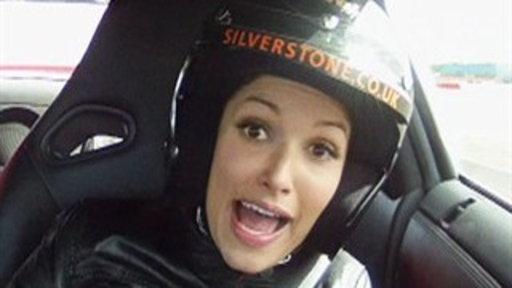 Kristin Adams Visits London's GT Academy view on break.com tube online.