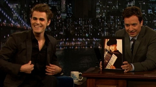 Paul Wesley Video