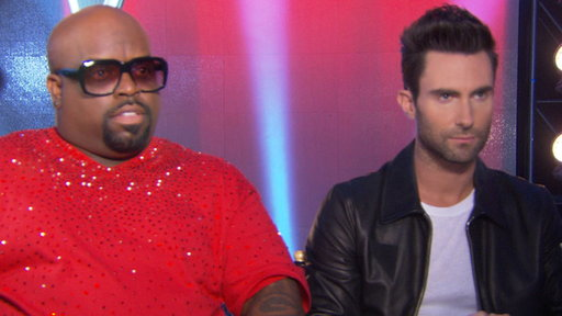 [Adam Levine & Cee Lo Green - Is 'The Voice' Season 2 Better Than]