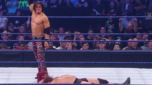 [John Morrison Vs. Mike Knox]