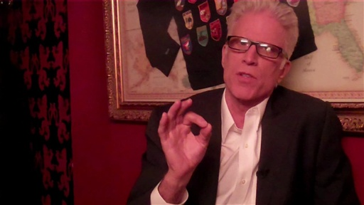 Twitter Questions: Ted Danson Video