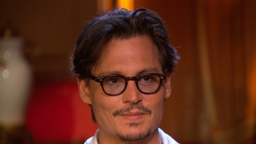 Johnny Depp: Penelope Cruz Was a 'Trooper' in 'Pirates of the Ca Video