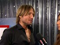 Live From the Red Carpet: 2011 Grammys: Keith Urban