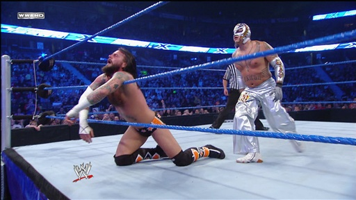 Rey Mysterio and MVP Vs. the Straight Edge Society Video