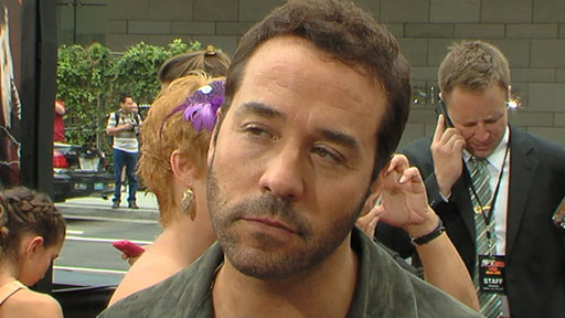 [Jeremy Piven On the 'Entourage' Movie: Will It Happen?]