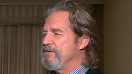 Jeff Bridges Reacts to Oscar Nod: 'It Feels Good' to Be Nominate Video