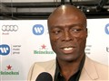Live From the Red Carpet: 2011 Grammys: Seal