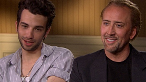 Nicolas Cage Takes Jay Baruchel As His 'Apprentice' Video