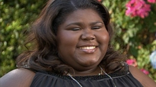 Gabourey Sidibe On Vanity Fair &amp; Being a Role Model Video