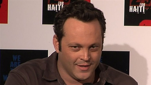 [Vince Vaughn On 'We Are the World' Remix: 'All Songs On Some Lev]