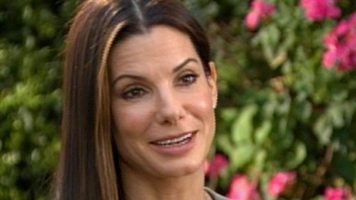 2010 Oscar Luncheon: One On One With Sandra Bullock Video