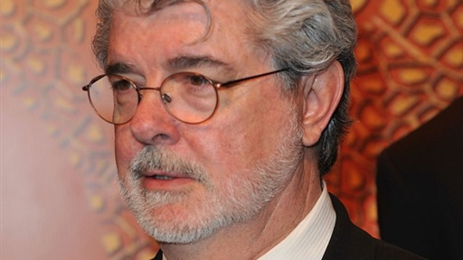 [George Lucas: 'Avatar' Works Very Well in 3-D]