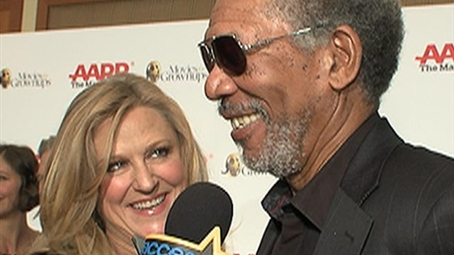 [Morgan Freeman: 'I Can't Figure Out' How the Academy Didn't Nomi]