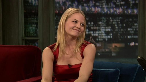 Jennifer Morrison Interview Video