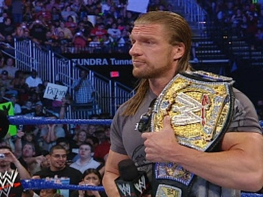 Triple H Returns to SmackDown Video