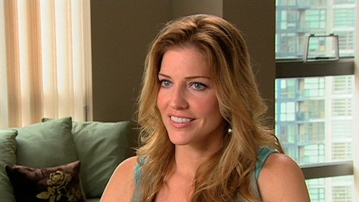 Tricia Helfer Q3 Video
