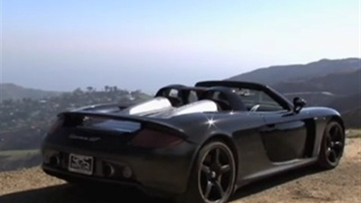 [SuperCars Exposed: Porsche Carrera GT]