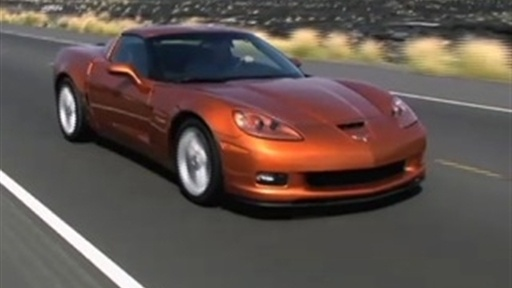 [SuperCars Exposed: Hawaiian Corvette]