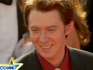 Clay Aiken's New Baby? Video