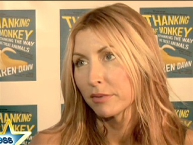 Heather Mills Saving the Animals Video