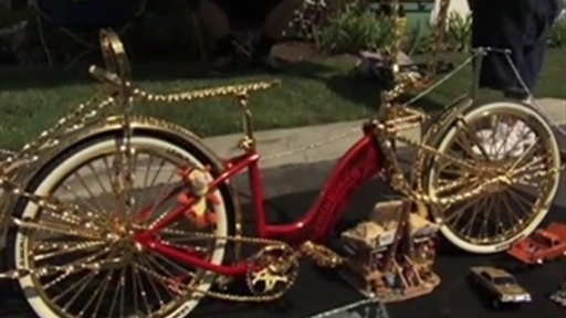 [Livin' The Low Life: Lowrider Bicycles]