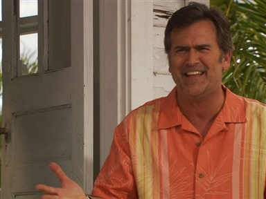 Bruce Campbell: Miami Video