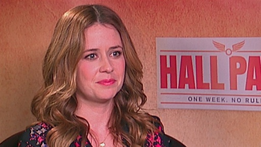 [Jenna Fischer Wants More Girl Power in 'The Office']