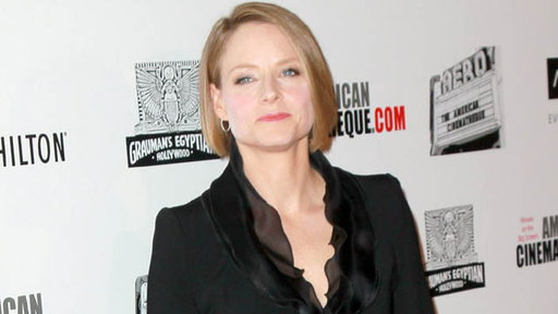 Jodie Foster On Working With Robert Downey Jr. - He's 'Impossibl Video